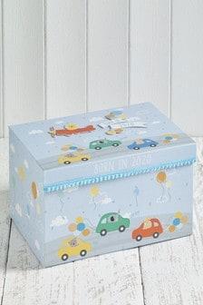 Born In 2020 Keepsake Box