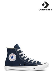 Converse Navy Chuck Taylor High Trainers