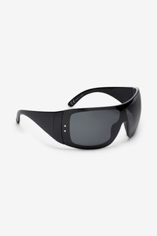 Polarised Ski Visor Sunglasses