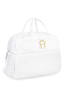 Aigner Baby Boys Blue Changing Bag