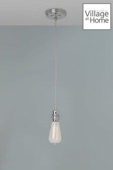 Village At Home Suspension Pendant Light Fitting