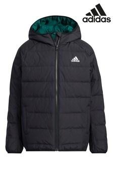 adidas Black Down Fill Jacket