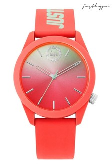 Hype. Coral Gradient Just Watch