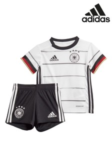 adidas Infant White Germany Home Kit