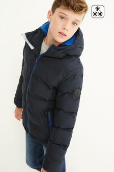 Shower Resistant Padded Jacket (3-16yrs)