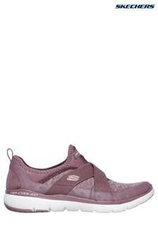 Skechers® Purple Flex Appeal 3.0 Finest Hour Trainers