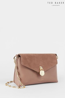 Ted Baker Miliaa Padlock Detail X-Body Bag