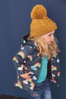 Куртка с принтом радуги (3 мес.-7 лет)