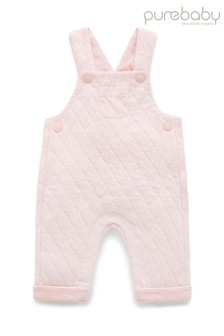 Purebaby Quilted Overall