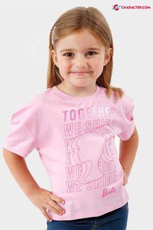 FatFace Pink Tassel Drop Earrings