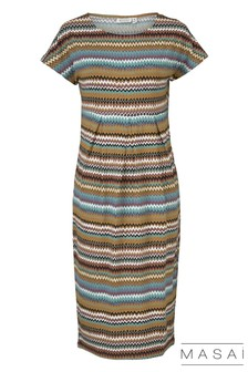 Masai Blue Olnia Dress