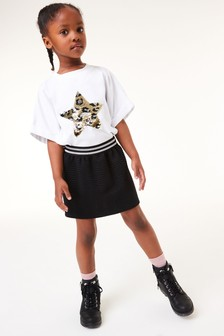 Jersey Stretch Skirt (3-16yrs)