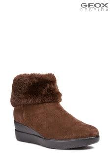 Geox Women's Stardust Brown Boot