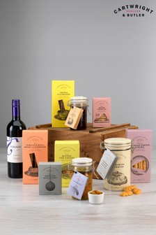 Just Add Cheese Hamper by Cartwright & Butler