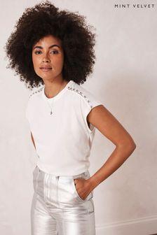 Frugi Yellow Organic Cotton Dress In Yellow With Ice Cream