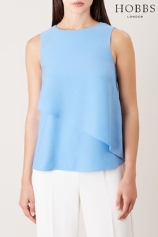 Hobbs Blue Carole Top