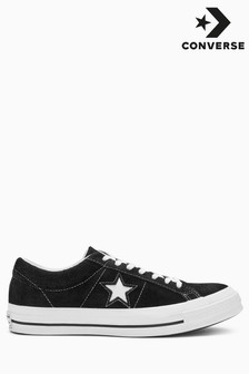 Converse One Star Ox Green Trainers