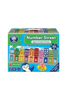 Orchard Toys Number Street