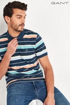GANT Multi Stripe Poloshirt
