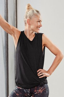 Emma Willis High Neck Vest