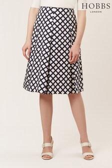 Hobbs Blue Pippa Skirt