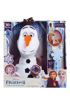 Disney™ Frozen 2 Follow Me Friend Olaf Soft Toy