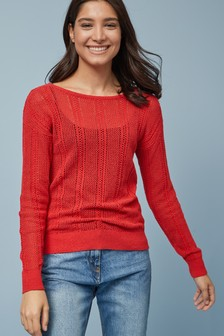 Stitchy Jumper