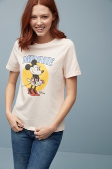 Stitch Detail T-Shirt