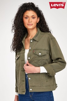 Levi's® Ex Boyfriend Trucker Jacket In Extra Ordinary