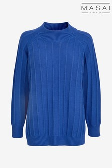 Masai Blue Findussa Top