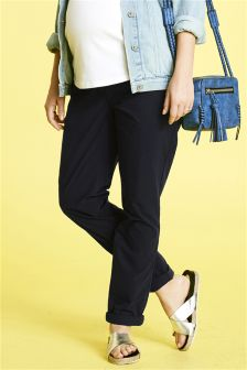 Maternity Chino Trousers