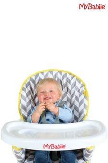 My Babiie Herringbone Compact Highchair