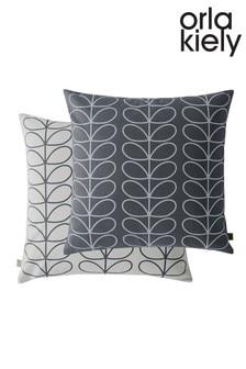 Orla Kiely Small Linear Stem Cushion