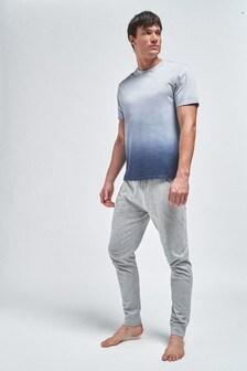 Dip Dye Pyjama Set