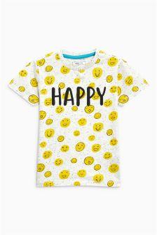 Short Sleeve T-Shirt (3mths-6yrs)