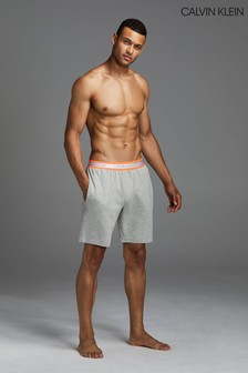 Calvin Klein Grey Hazard Sleep Shorts