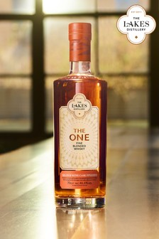 One Fine Blended Whisky Orange Wine Finish 70cl by The Lakes Distillery