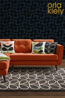 Orla Kiely Ivy Corner Sofa Right Hand Facing