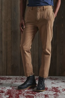 Superdry Taper Canvas Chinos