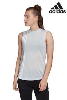adidas Sky Must Have 3 Stripe Vest