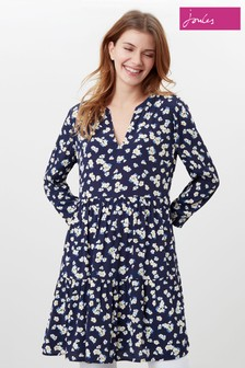 Joules Blue Cosima Teired Tunic