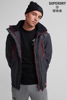 Superdry Hooded Polar SD-Windattacker Jacket