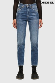 Diesel® D-Eiselle Straight Fit Jeans