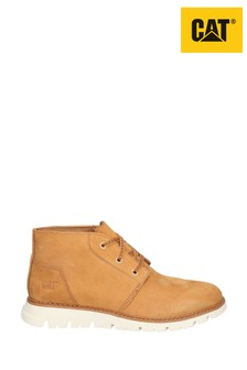 CAT® Lifestyle Brown Sidcup Lace-Up Shoes