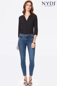 NYDJ Blue Ami Skinny Denim Jeans