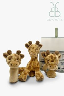 Babyblooms Three Little Giraffes Toys Gift Set
