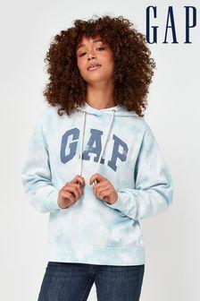 Gap Logo Easy Pullover Hoody