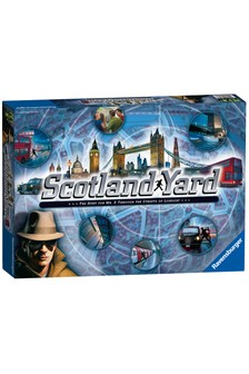 Ravensburger Scotland Yard Game - The Hunt For Mr X