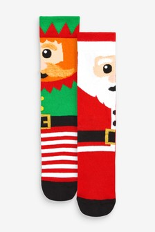 Christmas Socks Two Pack