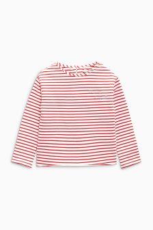 Long Sleeve Stripe Top (3-16yrs)
